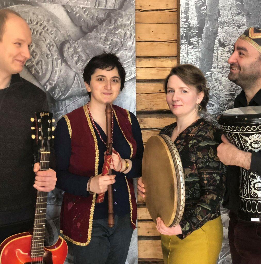 Shabat Quartet